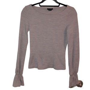 Xs Club Monaco Wool Shirt